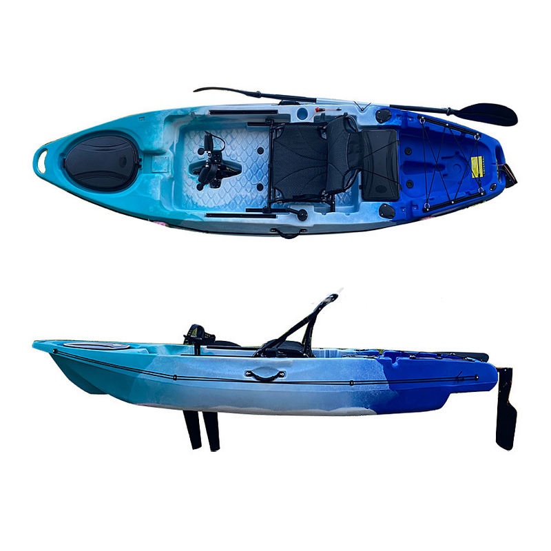 Sea Sport Single New 2021 Mako 10 Kayak With Pedals Single Fishing 14Ft