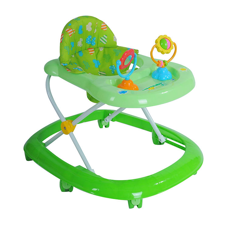 Eco-Friendly PP Baby Walker factory selling rotating baby walker