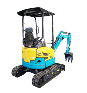 Farming equipment small digger 1.5 ton digging machine mini excavator prices