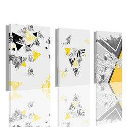 Home Abstract Art Decoration Canvas Printing Paintings With Modern Style