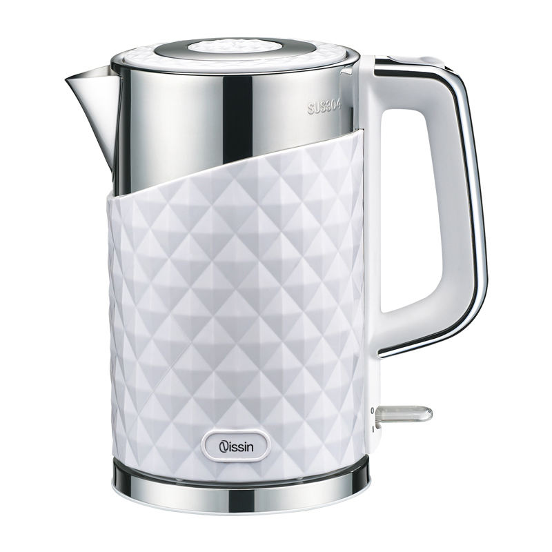 High Quality Kitchen Appliances 304 stainless steel electric kettle for Home 1.7L