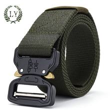 Factory wholesale outdoor adjustable Military Army tactical belt