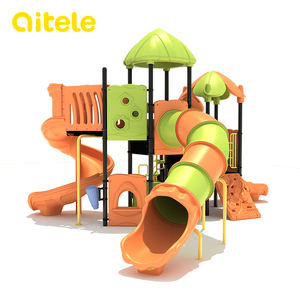 best-selling commercial plastic outdoor playground equipment