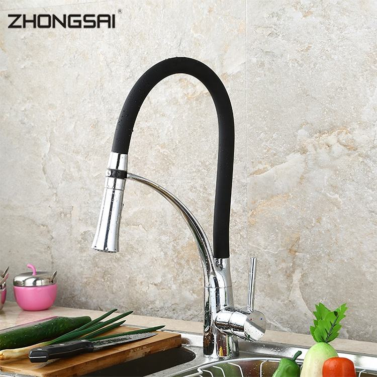 New modern Style sink faucet Sink Kitchen Faucets With Sprayer