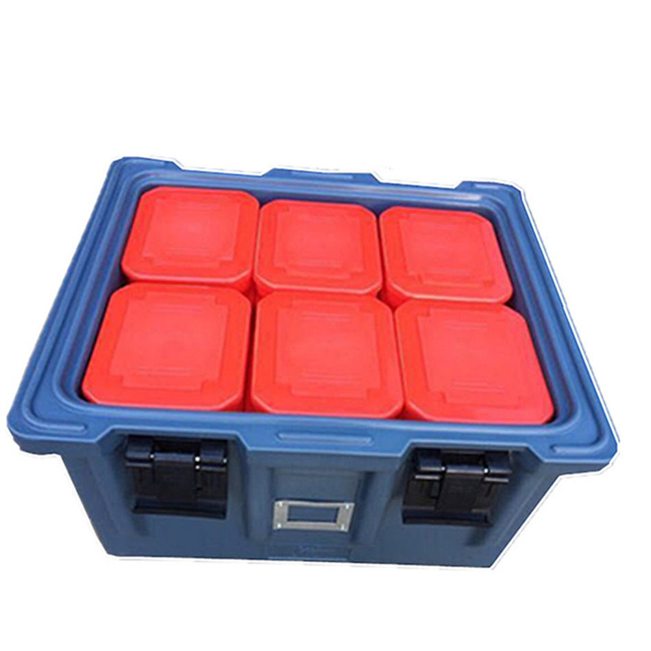 JY commercial food insulation turnover boxes can be placed Multiple plates for restaurant lunch and dinner food boxes