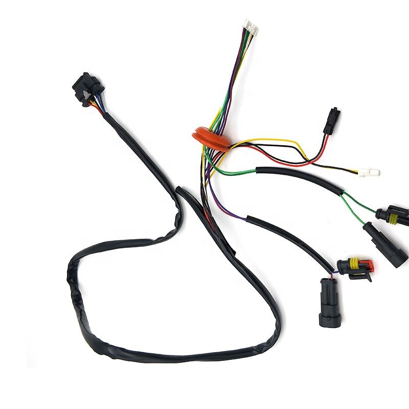 Grosir Disesuaikan Auto CONNECTOR Wire Harness