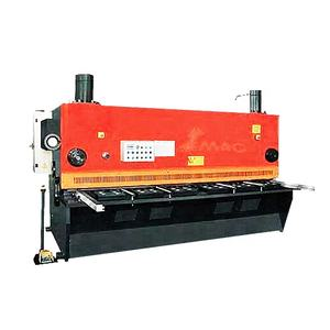 CNC Aluminium Stainless Steel Metal Cutting Geser Guillotine Harga Machinesteel Mesin