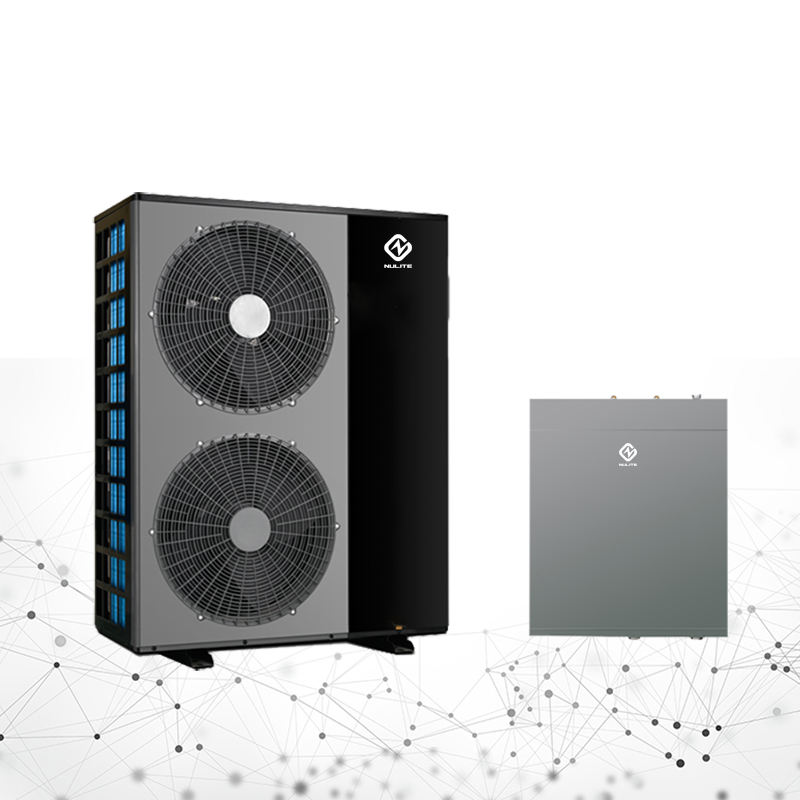 Nulite New energy heat pump monoblock 20KW pompe a chaleur air eau split inverter
