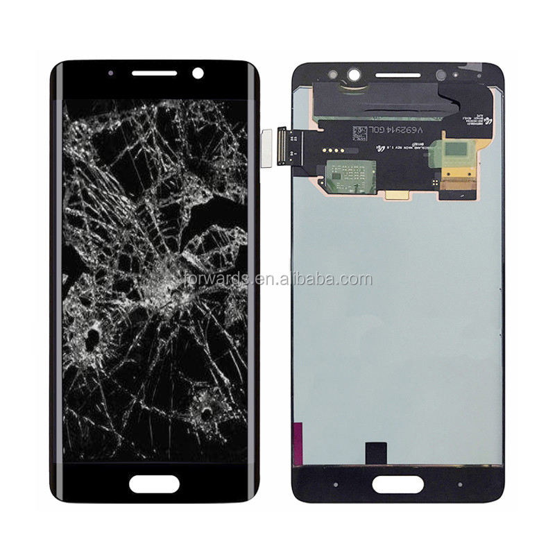 Hot Recycling Service Original Only Glass Broken Screen For Samsung S10 S9, Replacement Touch Screen LCD,Repair LCD For Samsung