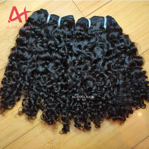 New Arrival Virgin Cambodian Hair Texture, Raw Cambodian Soft Kinky Curly Naturall, Cambodian Hair Vendors Alanna Human Hair
