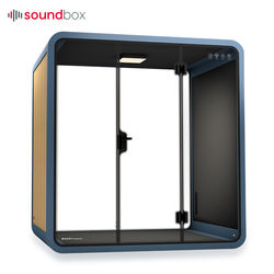 London Movable Indoor Office Phone Booth Mini Phone Booth