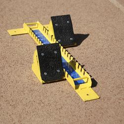 Athletics Equipment Track and Field Running Starting Block with IAAF certificate