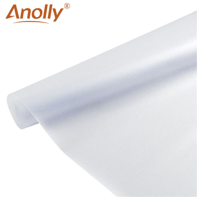 Anolly 1.22*50m Size PVC Material Decorative Glass Window Film