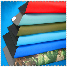 Custom neoprene fabric is suitable for diving suit fabric, luggage fabric