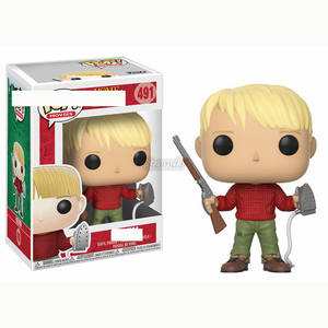 Sromda Home Alone Funko POP Vinyl Figure #491 Kevin Action Figure POP PVC Figure High Quality