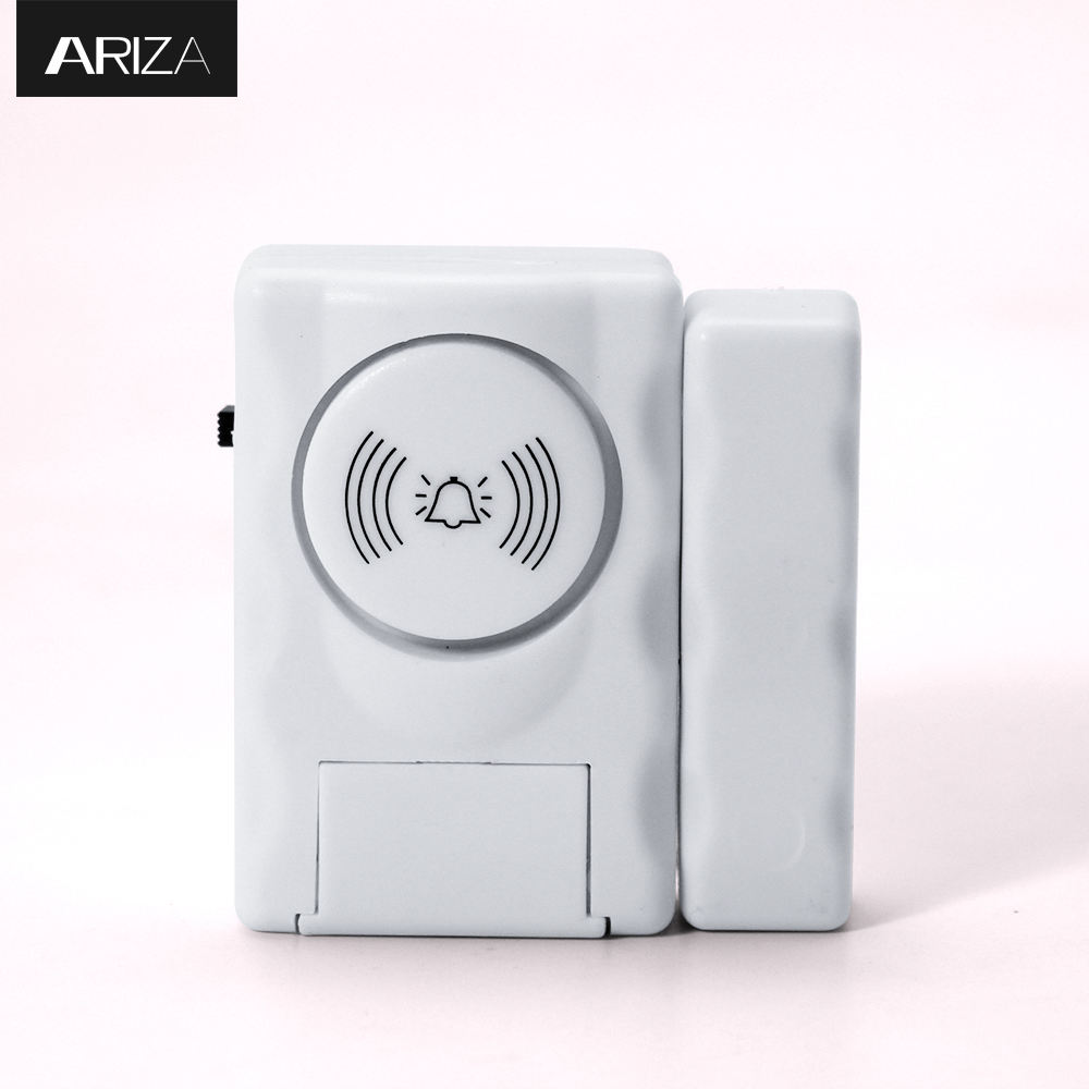 refrigerator door alarm window entrance anti theft mini wireless magnetic home security burglar alarm