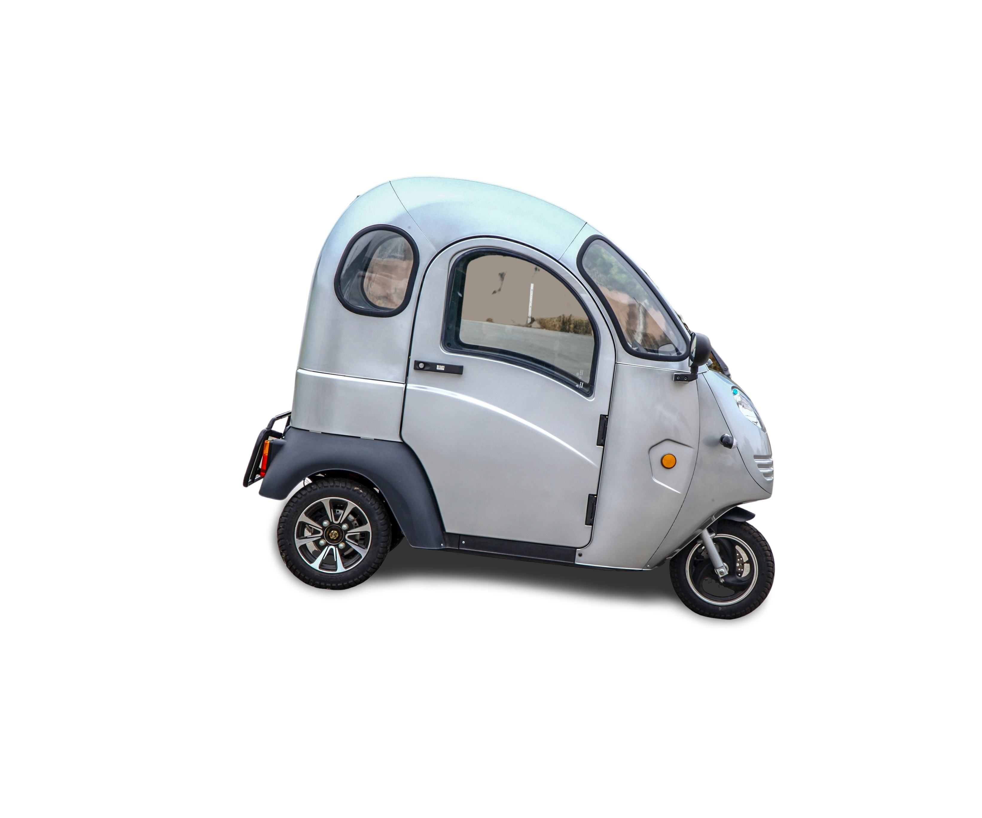 Passenger 1-2 china electric delivery Tricycles for sale three wheel 800w electric taxi tricycles with roof