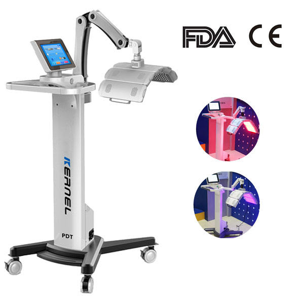 Kn-7000D Pdt Fotodynamische Lichttherapie Acne Led Lichttherapie Thuis Pdt Led Lichttherapie Machine <span class=keywords><strong>Ce</strong></span> Pma 510K Gecontroleerd