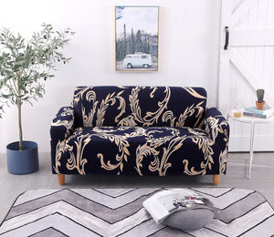 Furniture protection sofa cover 1/2/3/4 seater cushion sofa cover stretch fabric for living room soft washable cover