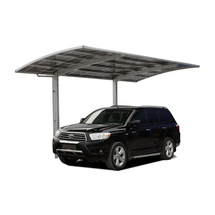 Factory Supplier Hangmei Polycarbonate Carport Car Garage Shade Parking Shed