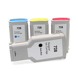 OCBESTJET 300ML For HP 728 Ink Cartridge For HP DesignJet T730 T830 Printer