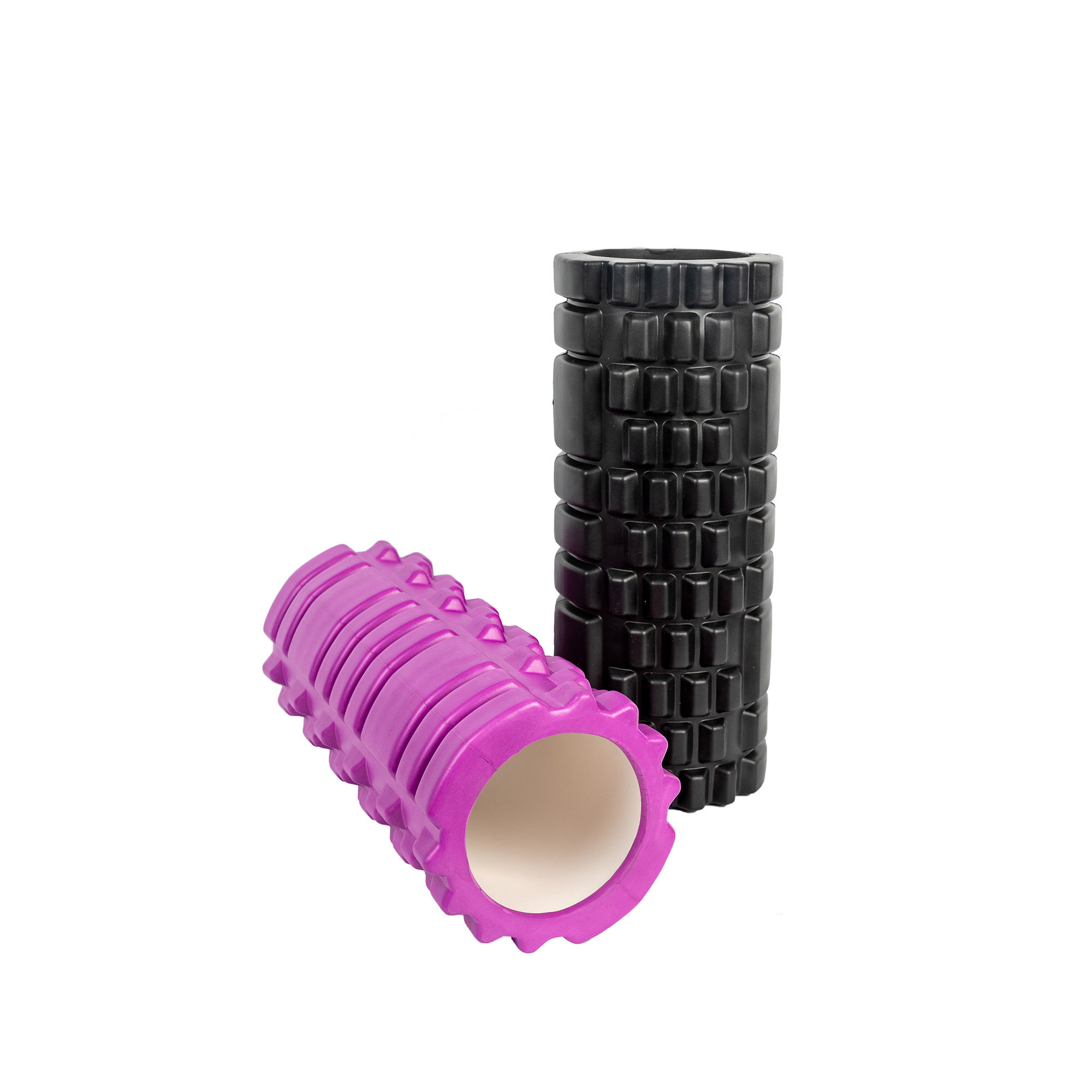Manufacturer supply electric back exercise deep tissue foam roller stick, Yoga Pilat massaging roller eva foam