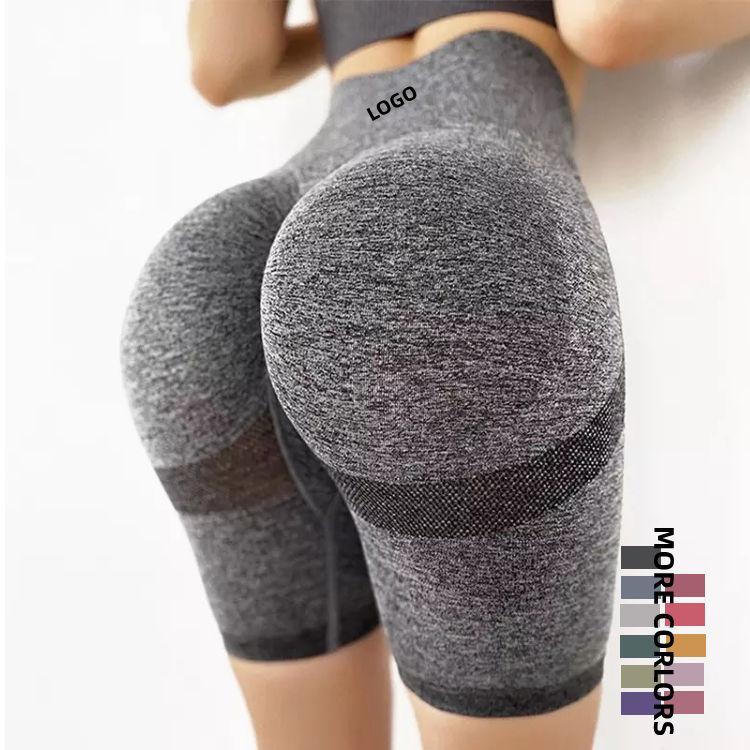 Wholesale Scunch Butt Lift High Waist Yoga Workout Sport Leggings For Women