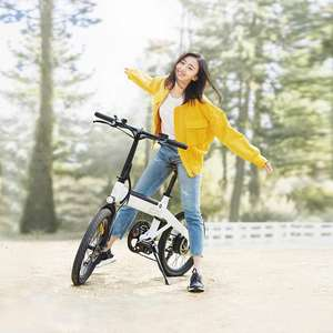 HIMO C20 foldable Bike Kit Electric Bicycle Customized 250w Motor Frame Power 36v Battery Controller Wheel Brake Ebike Scooters