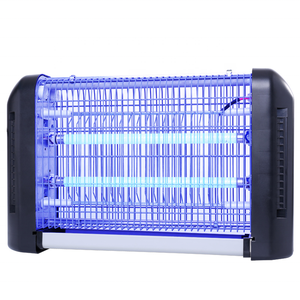 DK90 Led Uva Lamp 360 Graden Buitenste Guard Commerciële Intelligentie Led Elektrische Mosquito Zapper/Killer Lamp