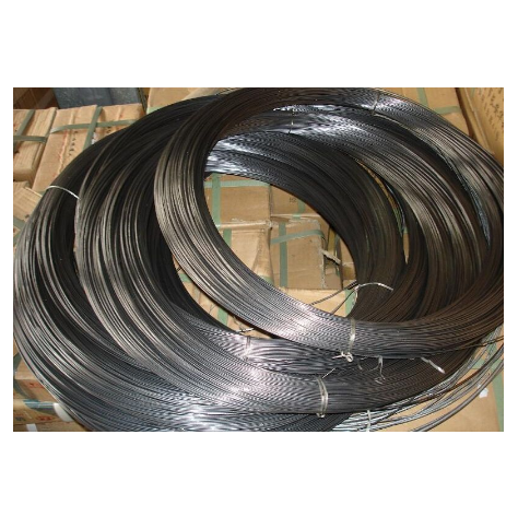 factory directly supply black annealing iron steel wire in stock