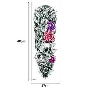 Myway Tqb Custom Tattoo, Henna Tattoo Stickers, Tatouage Temporaire