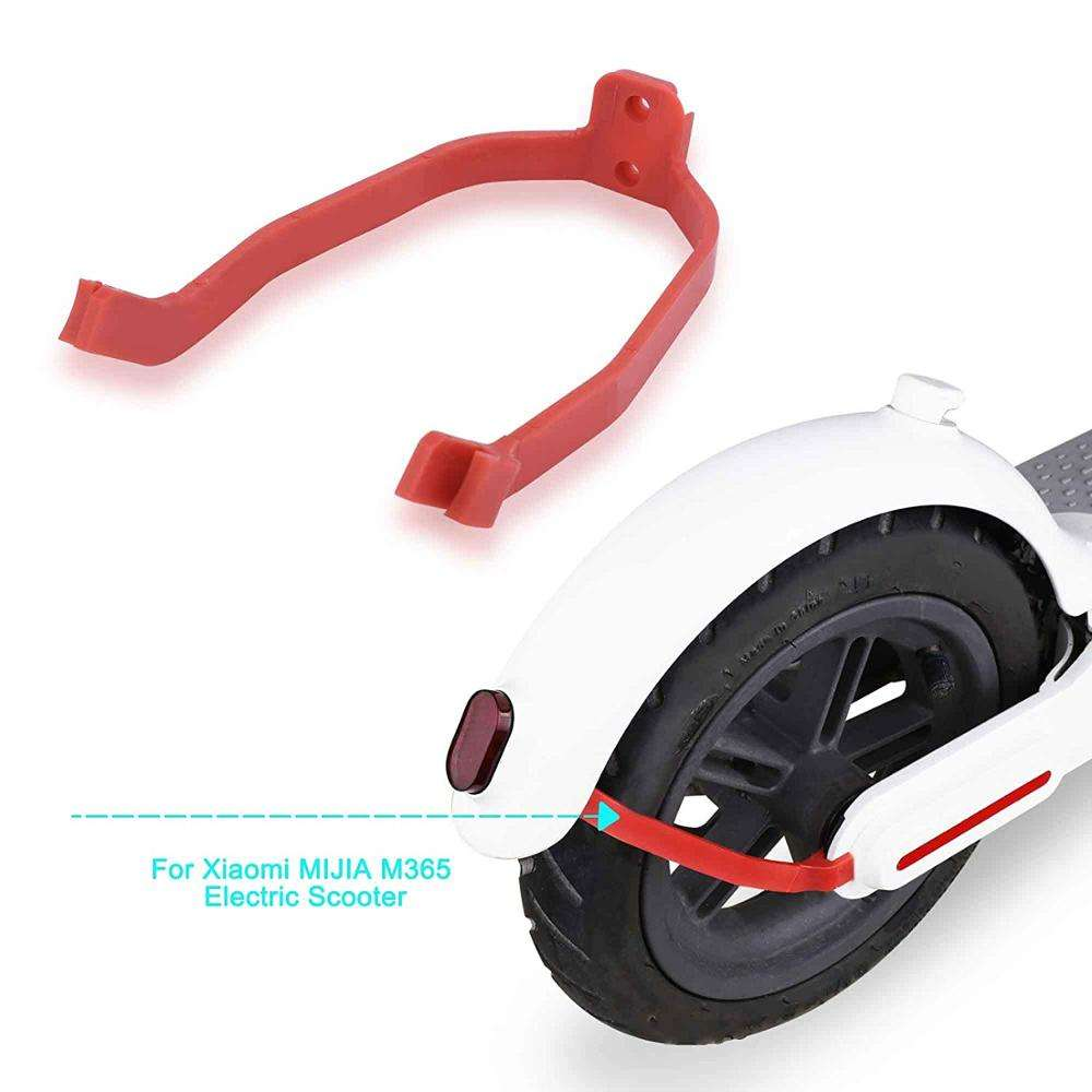Electric Scooter Plastic Rear Fenders Holder Bracket Support Accessories for Xiaomi M365 Electric Scooter
