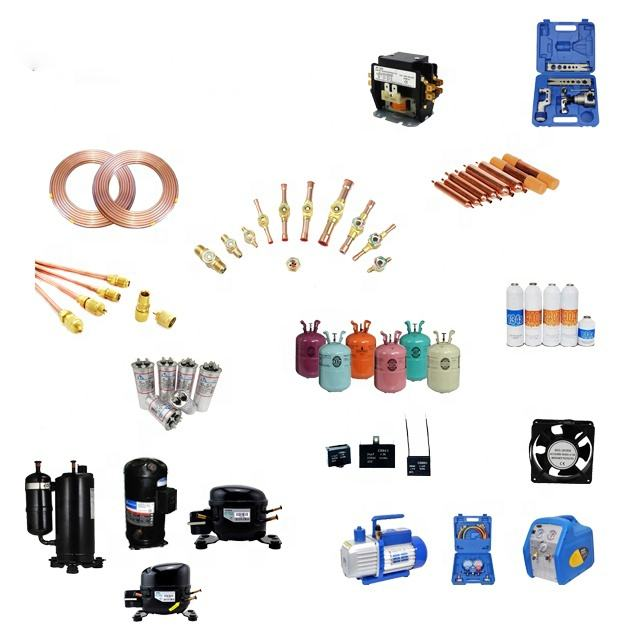 All kinds HVAC air condition Refrigeration parts air conditioning appliance parts refrigerator spare parts freezer good price