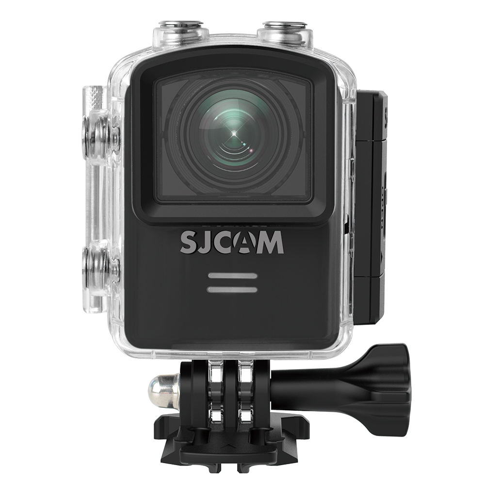 Best Budget 4k Action Camera SJCAM M20 Air 1080P HD 30M underwater waterproof 8x Optical Zoom Wifi Sport Camera