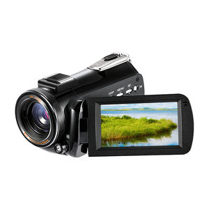 Ordro AC3 Infrared Night Vision Camera 4K Digital Zoom Video Recorder Professional Handheld Camcorder 4K Video Camera