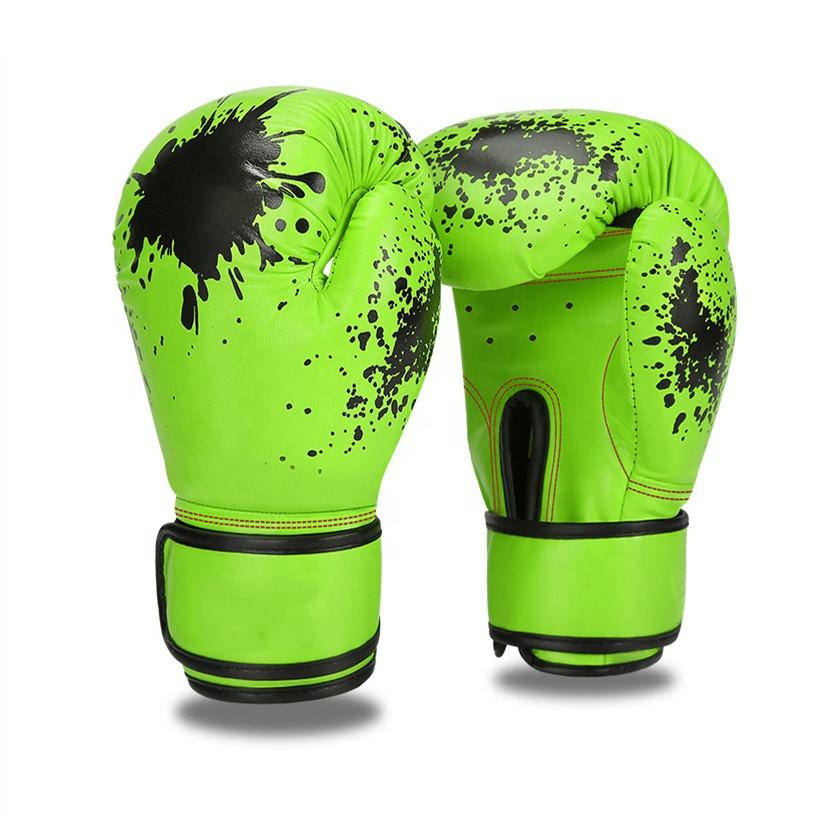 Custom Kickboxing Punching Bag Boxing Gloves