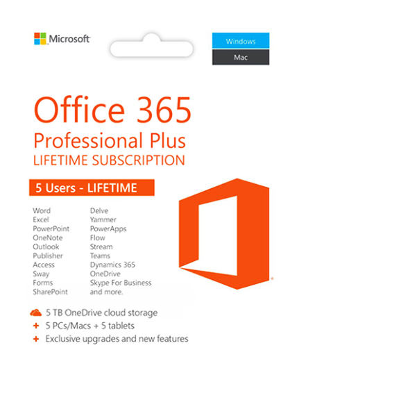 Instant Microsoft ms office 365 pro plus account home family office 2016 office 2019 Pro Key PC
