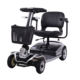 Export Folding 4 Whee elder Electric Mobility Scooter For Old People or Disabled Person With Basket