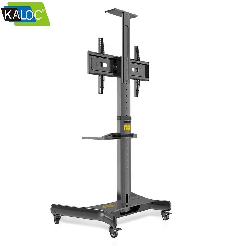 "Tv Stand Mobile TV Stand Kaloc KLC-161 For 32"" To 65"" TV"