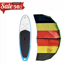 Hot sale sup surfboard inflatable sup hydrofoil wind surfing wing kite surfing wing