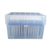 Tansoole 96 Positions 200/μl-300/μl Pipette Pipettor Tip Box Laboratory Supplies Universal