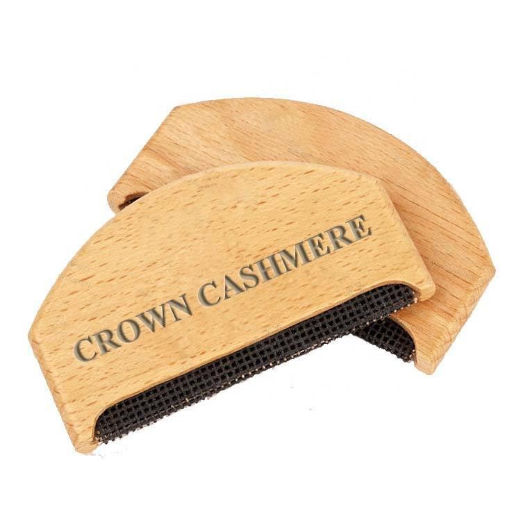Wooden Cashmere Sweater Comb for Cloth Brush