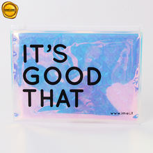 Sun Nature custom printed logo holographic bubble mailer