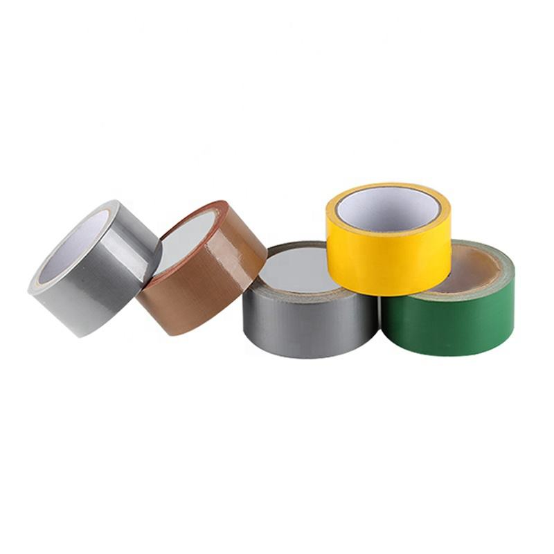 High Viscosity Duct Tape Free Sample Adhesive Cloth Tape Glass Cloth Tape