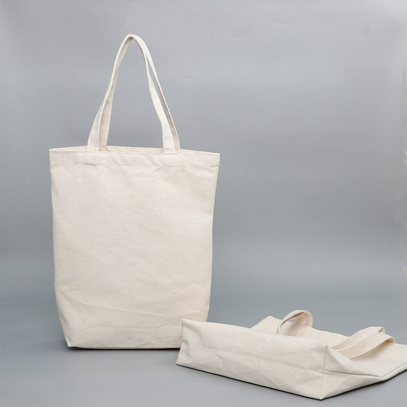 100% Cotton fabric Shopping Promotional Reusable Tote Bag