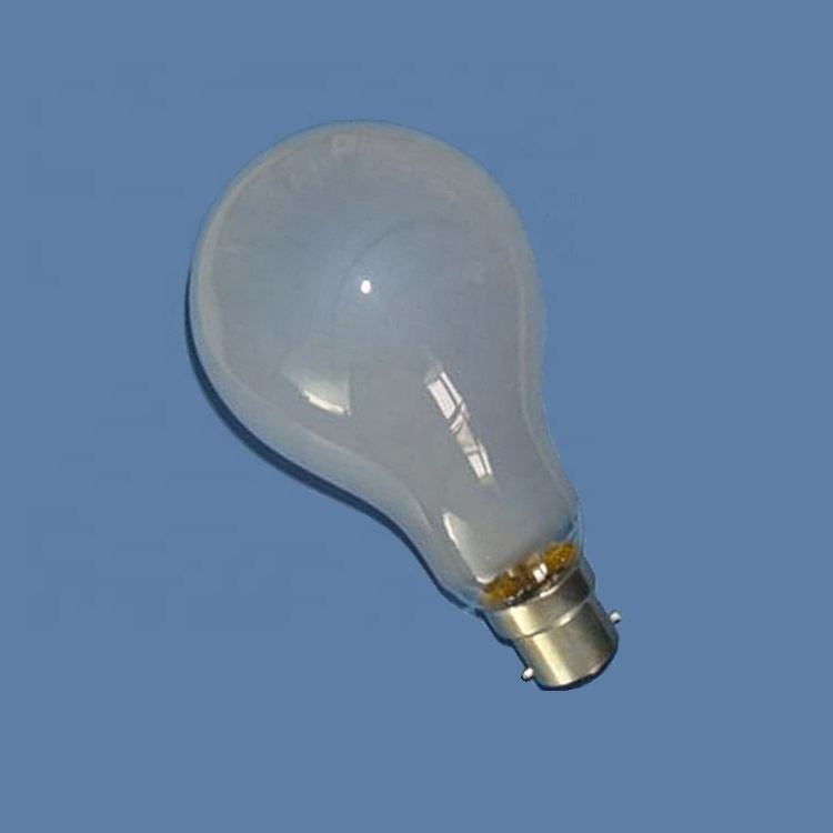 Vintage Wolfraam Custom Made Edison E26 E27 200W Bubble Lampen Frosted Transparante Dimbare Gloeilamp B22