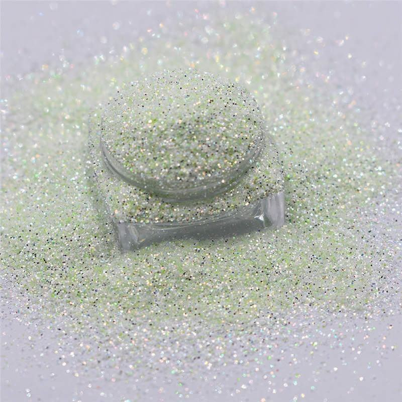 New Design KH High Grade Fine Cute Glitter for Nail Art Decoration DIY Tumblers Light Pink Yellow Blue