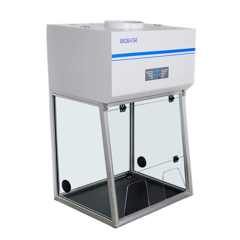 BIOBASE China Good performance CE certified Class I Biosafety cabinet/ductless fume hood price hot sale
