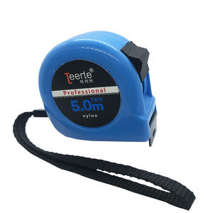 Logo Customized Plastic 25 foot retractable tape measure