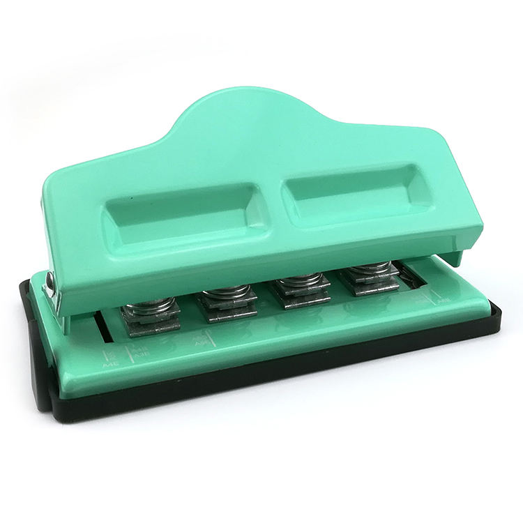 Low MOQ mushroom hole paper punch, cheap price T shape hole mushroom punch